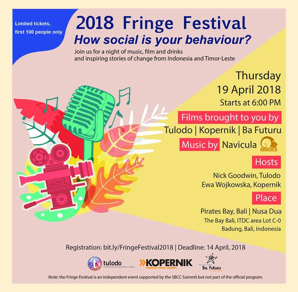 2018 Fringe Festival