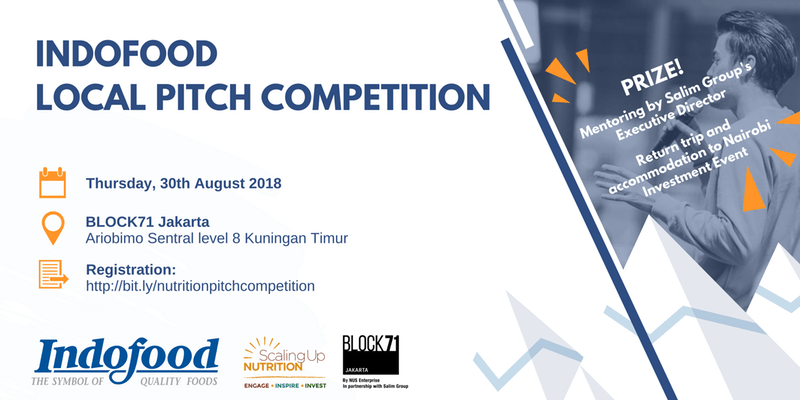Indofood Local Pitch Competition
