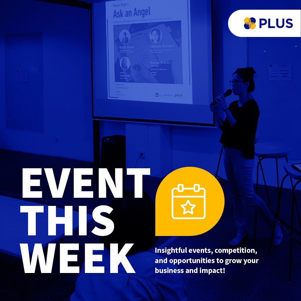 <div>Upcoming events and opportunities to level up your business and impact ✨ Swipe >> for more!</div>