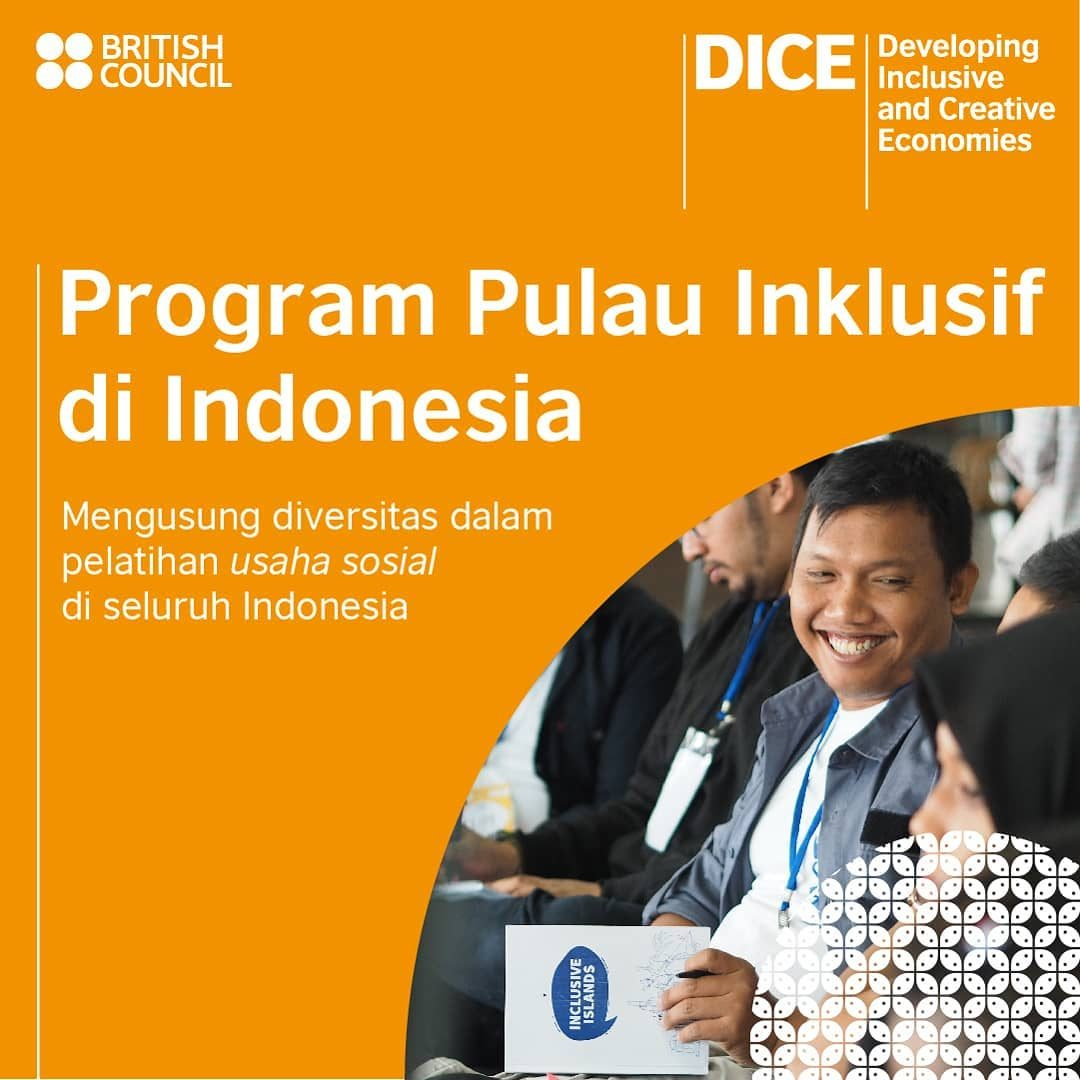 How do you plan to support social enterprises in remote areas of Indonesia, when local languages, religions and cultures...