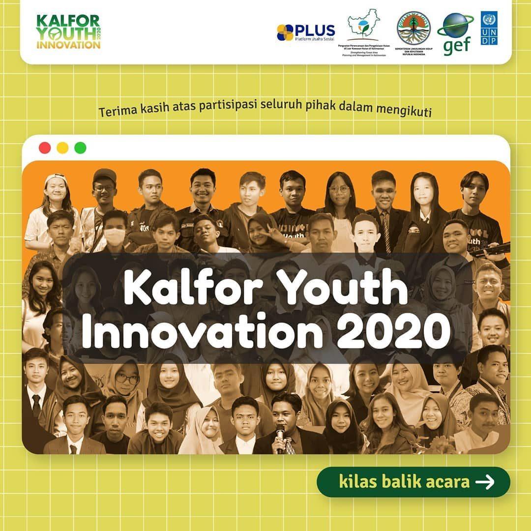 KalFor Youth Innovation 2020 bukan hanya sekedar kompetisi, atau ajang unjuk diri. Bukan juga hanya untuk mencari keuntu...