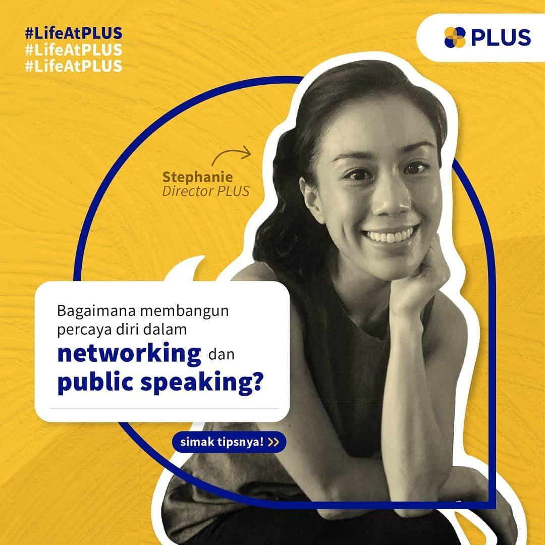 Public Speaking dan Networking menjadi salah satu hal yang penting, terutama bagi para pelaku usaha. Namun pada kenyataa...