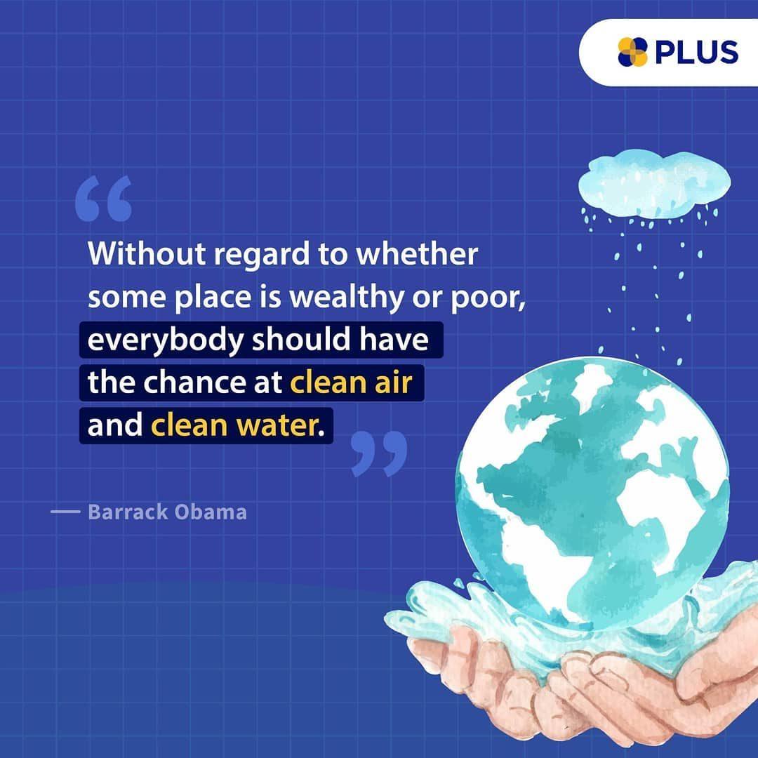 <div>Banyak yang bilang 'ketersediaan air bersih adalah hak semua orang', tapi jangan lupa menjaga air bersih agar tetap lest...</div>